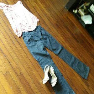 Joes Size 27 Jeans (Full leg/Dress)